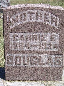 Carrie Evaleen <i>Maris</i> Douglas