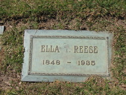 Ella T. <i>Parsell</i> Reese