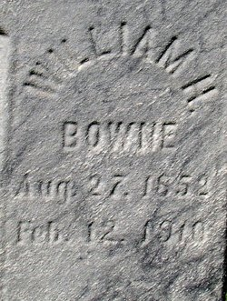 William H Bowne