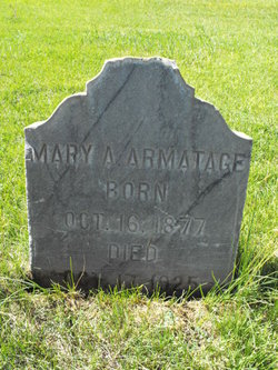 Mary Ann Armatage