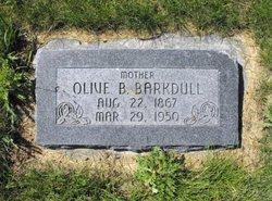Olive Jane <i>Black</i> Barkdull