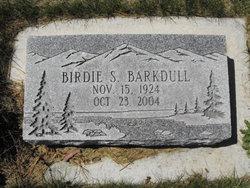 Berdell Birdie <i>Schillinger</i> Barkdull