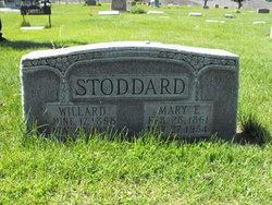 Willard Ray Stoddard, Sr