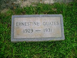 Ernestine Quates