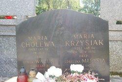 Maria <i>Majewski</i> Cholewa