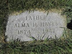 Alma Hess Hayes