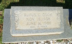 Rufus G. Cook