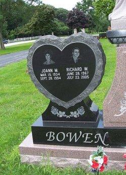 Joann Marie <i>Vehrs</i> Bowen
