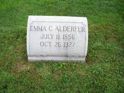 Emma C <i>Blair</i> Alderfer