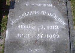 Elizabeth <i>Ivey</i> Denson