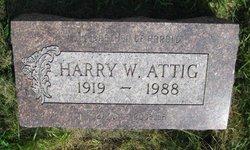 Harry William Attig