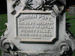 Col Curran Pope