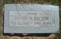 David A Rector