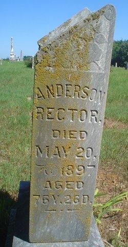 Anderson Rector