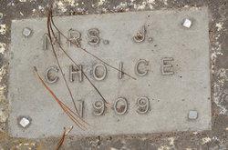 Mrs J Choice