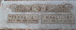 Frank E Cyr