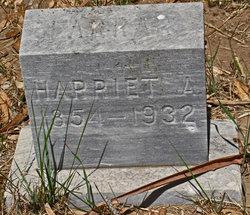 Harriet A Farrar