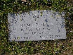 Mabel Hazel <i>Christopherson</i> Blake