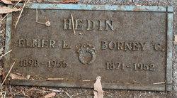 Borney C Hedin