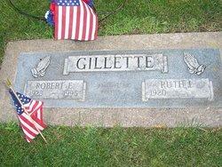 Ruth L <i>Holliday</i> Gillette