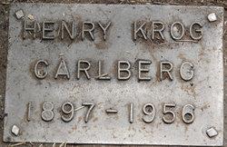 Henry Krog Carlsberg
