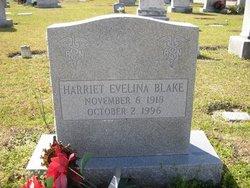 Harriet Evelina Blake