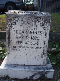 Edgar Jones Bud Looser