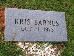 Kris Barnes