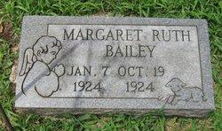 Margaret Ruth Bailey
