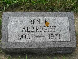 Ben R Albright