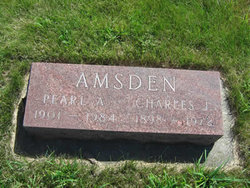 Charles J Amsden