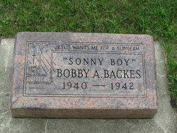 Bobby A Sonny Boy Backes