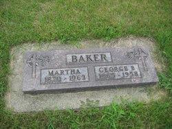 George B Baker