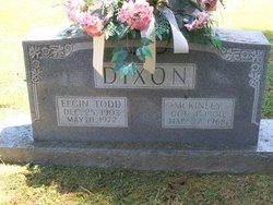 Elgin Todd Dixon