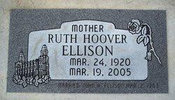 Ruth <i>Hoover</i> Ellison