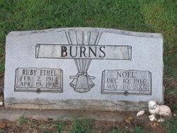 Ruby Ethel Burns