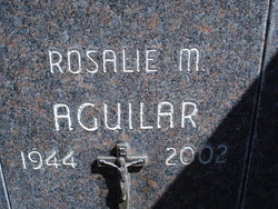 Rosalie M. Aguilar