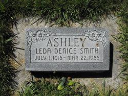 Leda Denice <i>Smith</i> Ashley