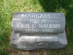 Margaret <i>Adams</i> Saliers