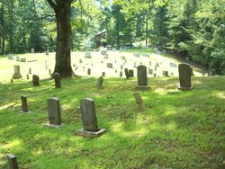 PA Proffitt Glades-Lebanon Baptist Church Cemetery