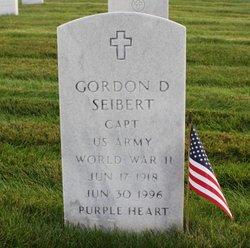 Gordon D Seibert