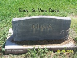 Vera Almeda <i>Cottam</i> Davis