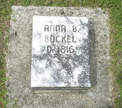 Anna Barbara <i>Frey</i> Boeckel