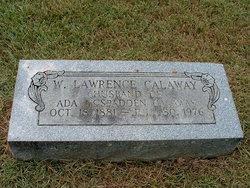 W. Lawrence Calaway