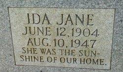 Ida Jane Brown