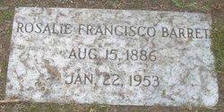 Rosalie Francisco Barret