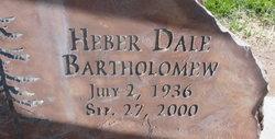 Heber Dale Bartholomew