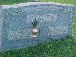 Charlie Elizabeth <i>Gosa</i> Cliett