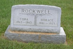 Cora <i>Baugher</i> Rockwell