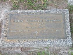 John Stephen Meyash